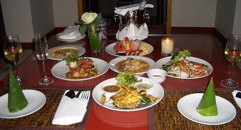 Esta noche una cena rom ntica diario de emprendedores - Ideas cenas romanticas ...