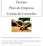Dossier de inversión- Plan de empresa de la cría de caracoles