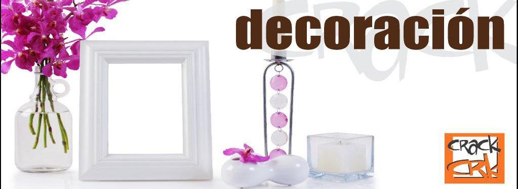 Crack hogar una tienda de decoraci n que no para de for Productos de decoracion para el hogar