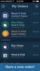 Revoluciona el sector de la lavandería trayendo a España un proyecto como FlyCleaners