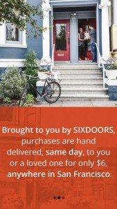 SixDoors aterriza en San Francisco para facilitar las compras locales, ¡pero aún no ha llegado a España!