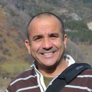 Emprendedor Óscar Sánchez