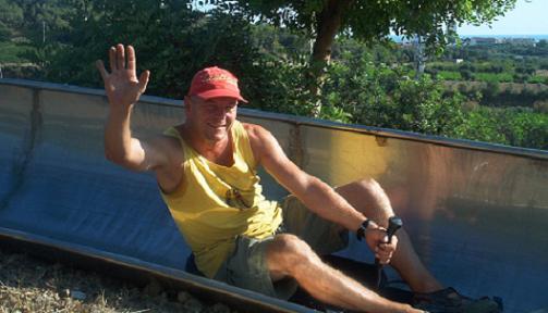 Entrevista con Roy Zimmermann, dueño de mi propio parque temático